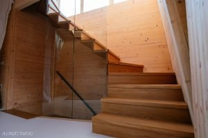 floating oak staircase 2