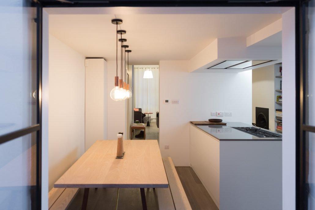 Modern interior design Scotland Bespoke fitted furniture Scotland